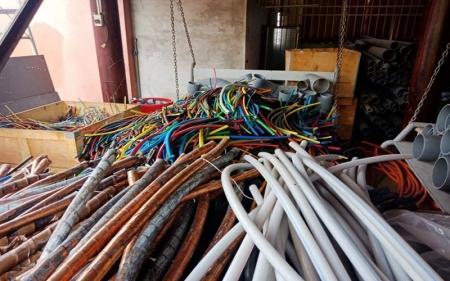 Thu mua dây điện cũ giá bao nhiêu tiền 1kg?