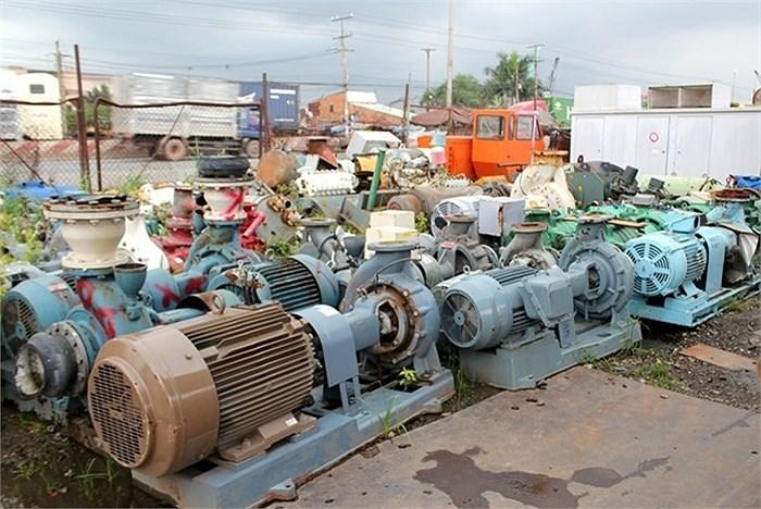 Thu mua máy mô tơ cũ giá cao