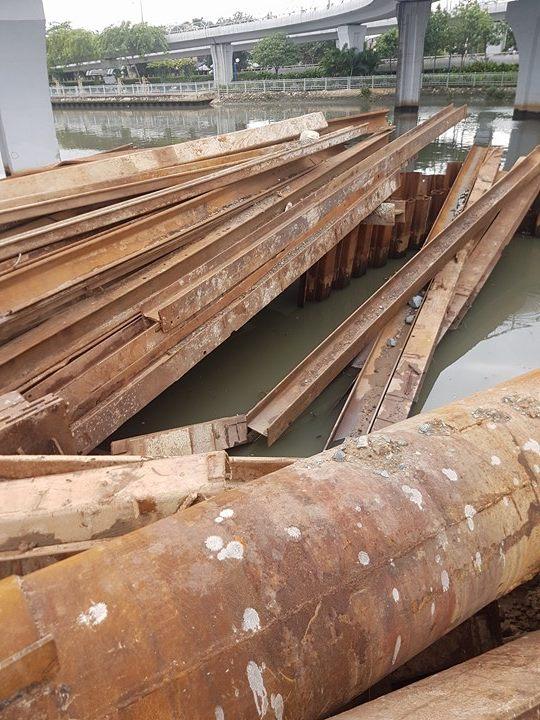 Thu mua sắt cây công trình giá cao